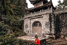 Hết dịch về thăm vùng đất cố đô Ninh Bình, check-in 4 tọa độ quen thuộc nhưng có trăm góc lên hình đẹp như tạp chí này