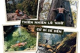 """Top 10 Checkin-holic 2, Hải Lê Cao: """"Với tôi giờ đây, rừng xanh là nhà, là chốn thân thương để nghỉ ngơi chứ không còn để chinh phục"""""""