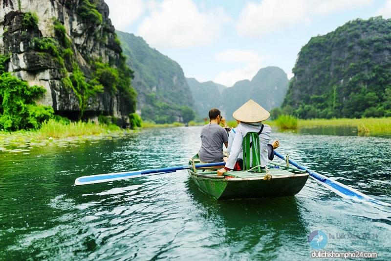 tọa độ đẹp ở đất cố đô Ninh Bình