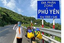 """Chuyến xuyên Việt """"độc hành"""" 102 ngày, qua 34 tỉnh thành, với 50 triệu đồng của cô gái 30 tuổi"""