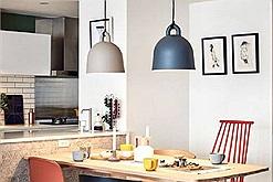 Trang trí nhà bếp tinh tế, hiện đại bừng sáng không gian nhà bạn