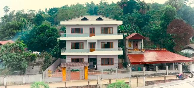 căn nhà Hà Đức Chinh xây cho mẹ