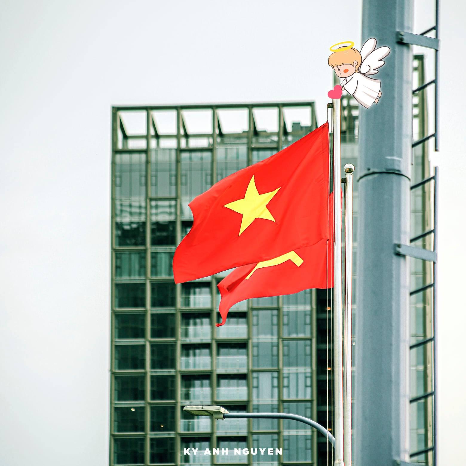 bộ ảnh Sài Gòn mùa dịch của Nguyễn Kỳ Anh