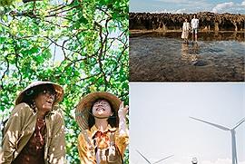 Hết dịch đi đâu: Đến ngay vùng đất biển Ninh Thuận phượt quanh cung đường ven biển siêu đẹp với bãi cát dài vô tận và những vườn nho xanh