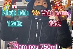 """""""Hết hồn"""" các món ăn phổ biến nhất ở Việt Nam sau khi """"xuất khẩu"""" Nhật Bản có giá cao trên trời"""