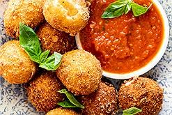 Tổng hợp các món ăn làm từ phô mai mozzarella dễ chế biến gây nghiện với mọi độ tuổi