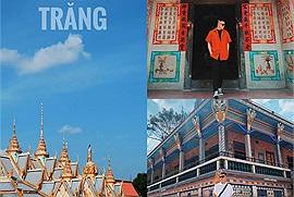 """Hết dịch về miền Tây ghé Sóc Trăng checkin loạt ảnh sống ảo tại """"vương quốc"""" của những ngôi chùa Khmer"""