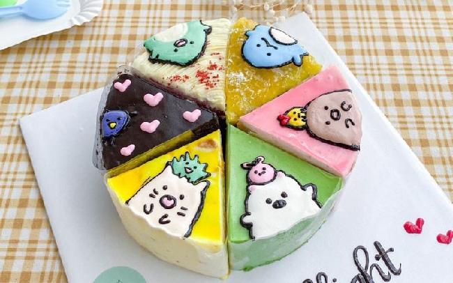 bánh kem đẹp