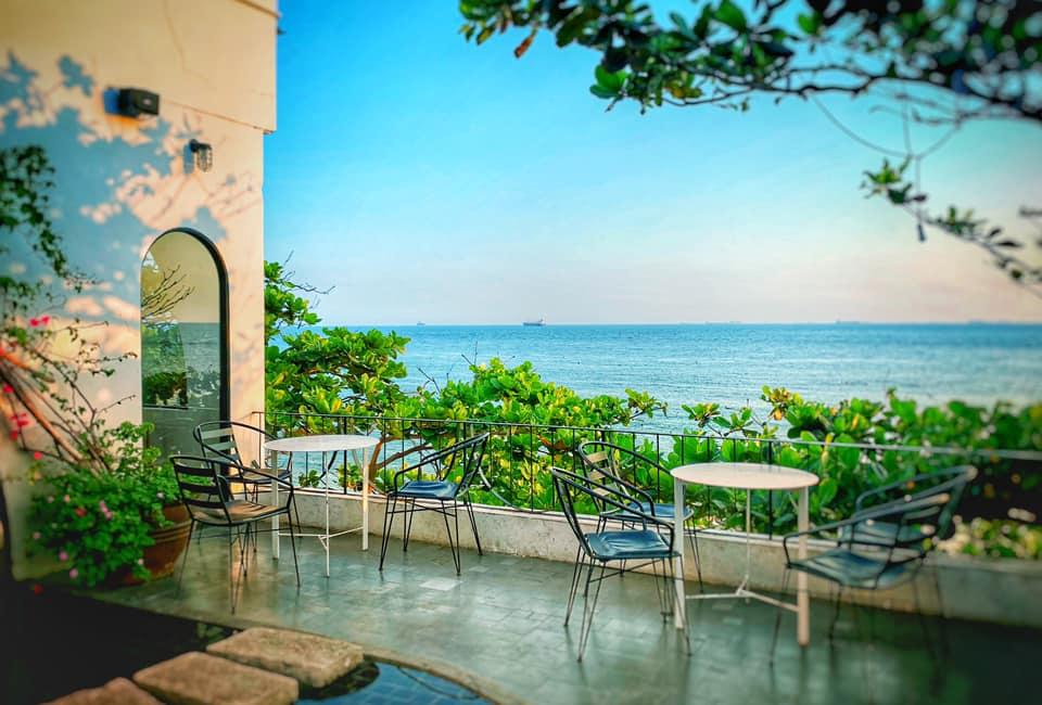 đi Vũng Tàu hãy đến những quán cafe view biển này