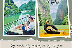 Nguyễn Hoàng Anh top 10 Checkin-holic 2: Ước mơ du lịch ngay từ khi còn nhỏ, 22 tuổi dành dụm tiền khám phá cả Việt Nam