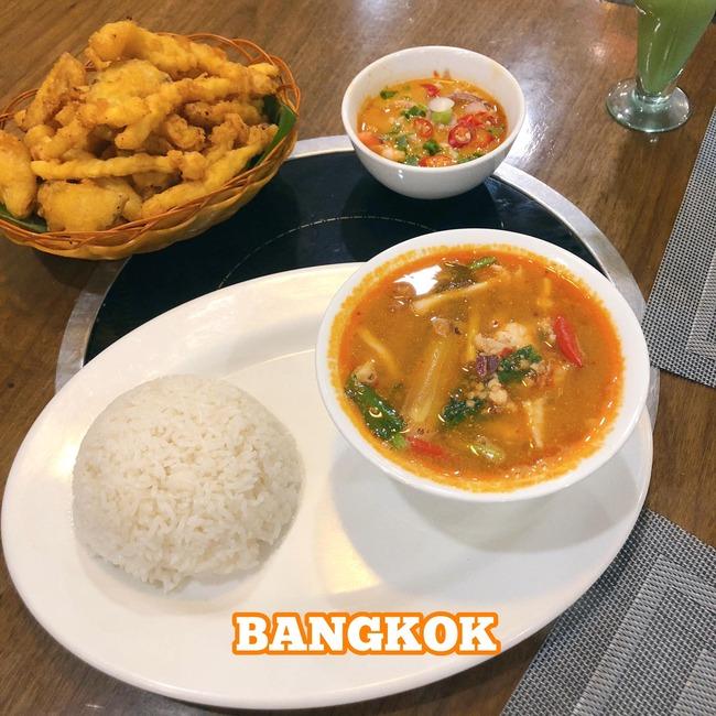 Bangkok Thai Cuisine nhà hàng thái tại hà nội