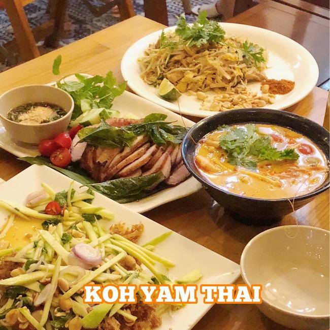 koh yam thai