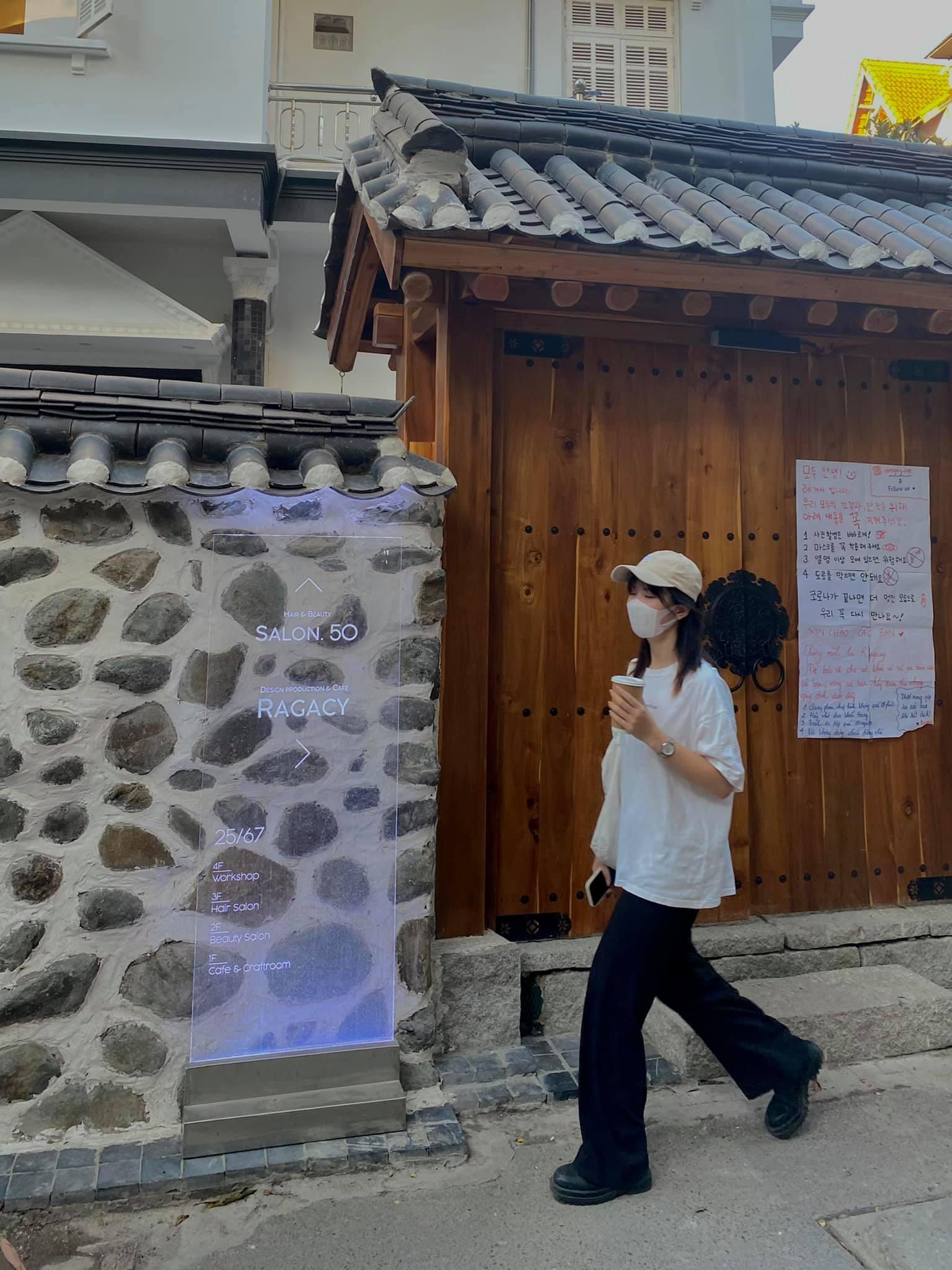 quán cà phê Hàn Quốc ở Hà Nội