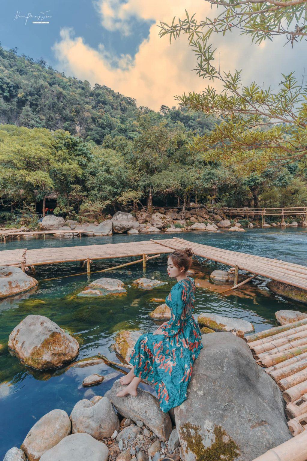 những tọa độ đẹp ở Quảng Bình