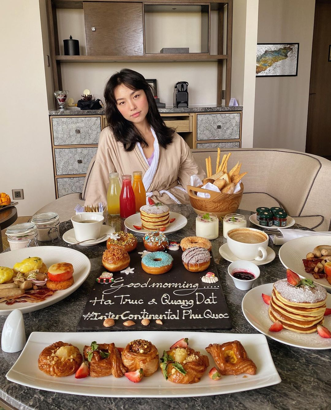 thu nhập khủng từ nghề travel blogger của Lê Hà Trúc