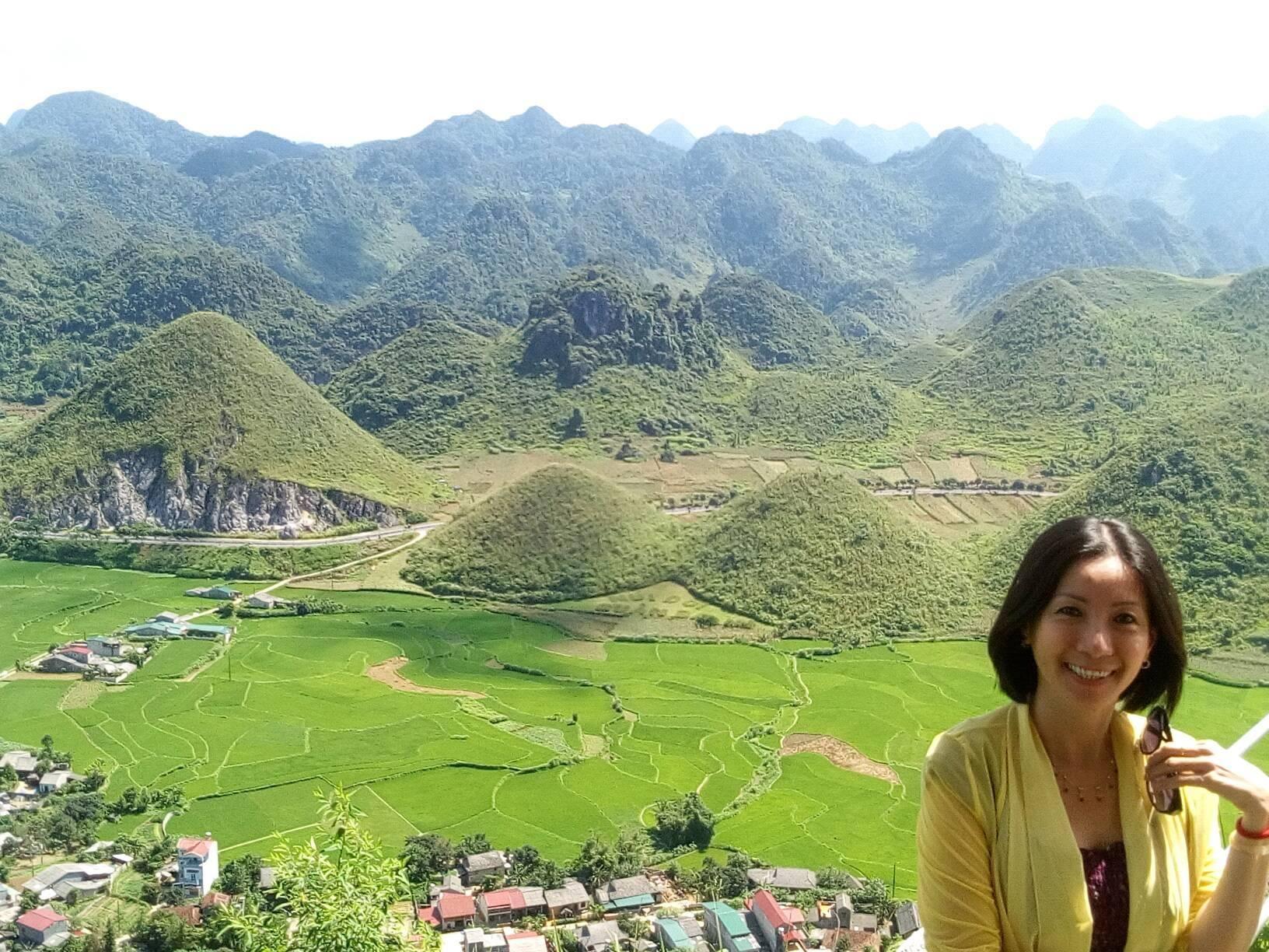 Người mẹ 52 tuổi và hành trình ba lần xuyên Việt bằng xe máy