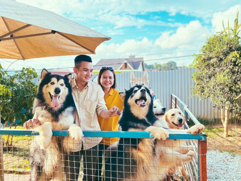 5 quán cafe thú cưng ở Đà Lạt