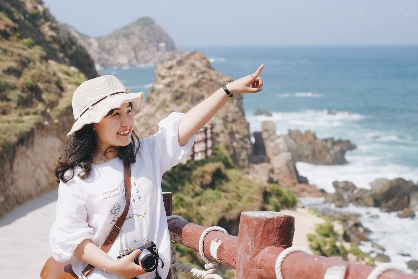 cô bạn 24 tuổi đặt chân tới 51 tỉnh thành Việt Nam