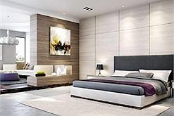 Thiết kế nội thất phòng ngủ đẹp theo diện tích, phong cách khác nhau