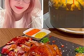"""Tiệc sinh nhật """"sặc mùi tiền"""" của rich kid 2k3 hot nhất MXH: khách sạn dát vàng, tới đồ ăn cũng dát vàng luôn"""