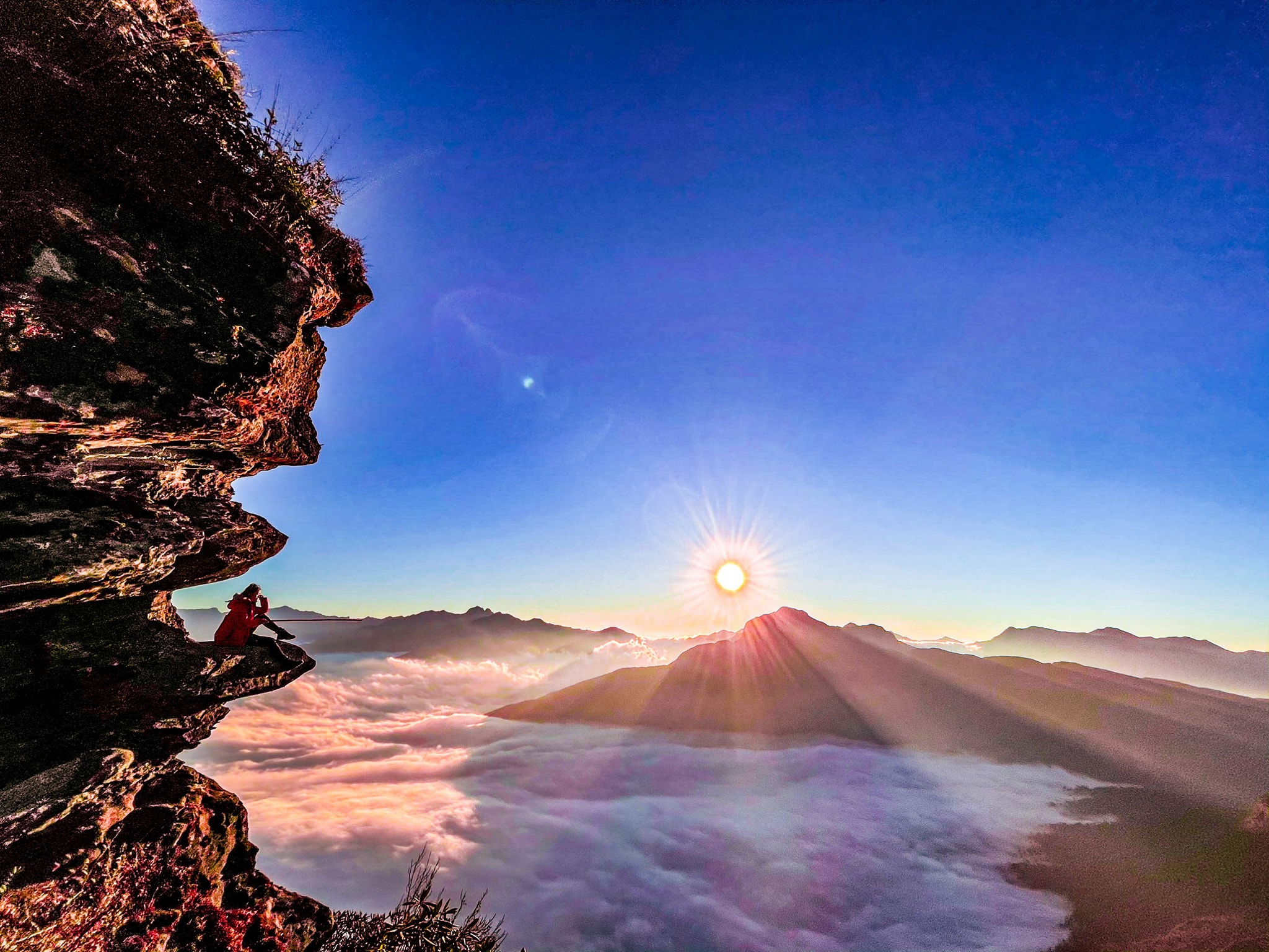 Trải nghiệm chuyến săn mây tại Y Tý - Lảo Thần 3N2Đ