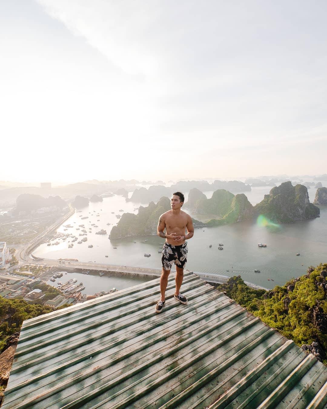 chàng Việt kiều 25 tuổi đi khắp Việt Nam