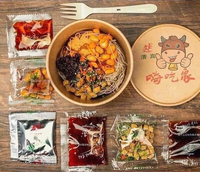 mieesn chua cay Trùng Khánh