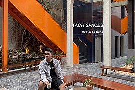 """Tách Spaces - khu tổ hợp giải trí """"mới toanh"""" giữa lòng thủ đô có gì mà ai cũng nô nức trải nghiệm?"""