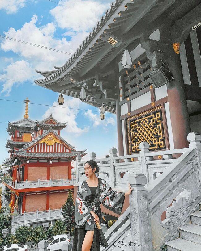 Tu viện Khánh An
