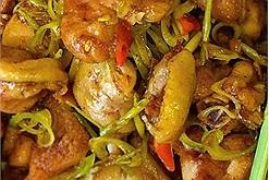 Cách nấu ăn ngon nhất đối với món giò heo kho sả ớt dành cho các bà nội trợ