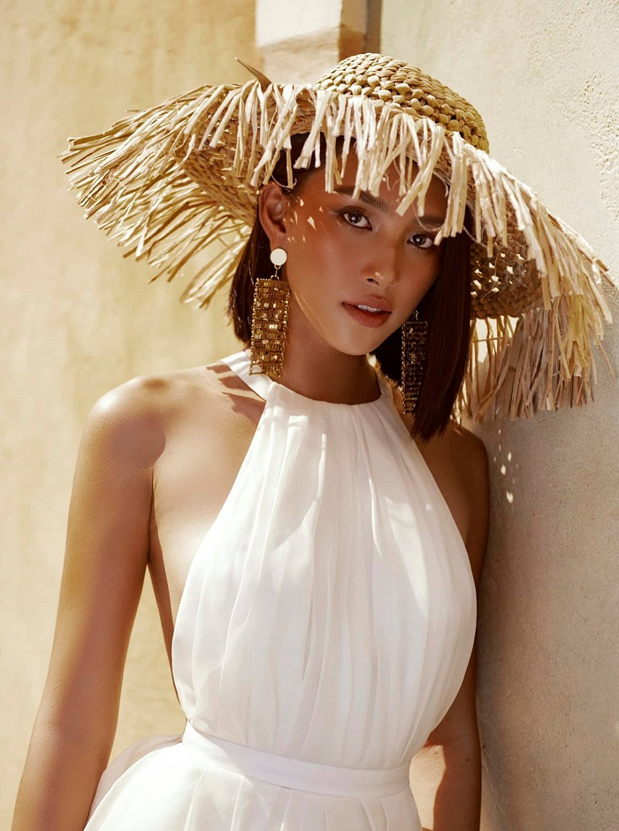 Hoa hậu Tiểu Vy đi du lịch Phú Quốc