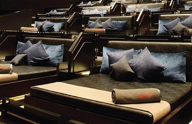 địa điểm hẹn hò ở Hà Nội rạp chiếu phim giường nằm
