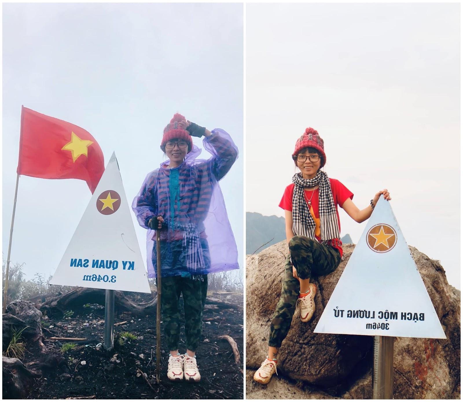 cô gái 39 kg chinh phục 15 đỉnh núi cao nhất Việt Nam