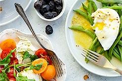 Chế độ ăn Địa Trung Hải – Chế độ ăn lành mạnh nhất thế giới