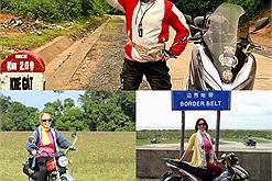 3 nữ phượt thủ U60 phóng xe máy rong ruổi từ Nam ra Bắc, đã đam mê thì tuổi tác chưa bao giờ là vấn đề