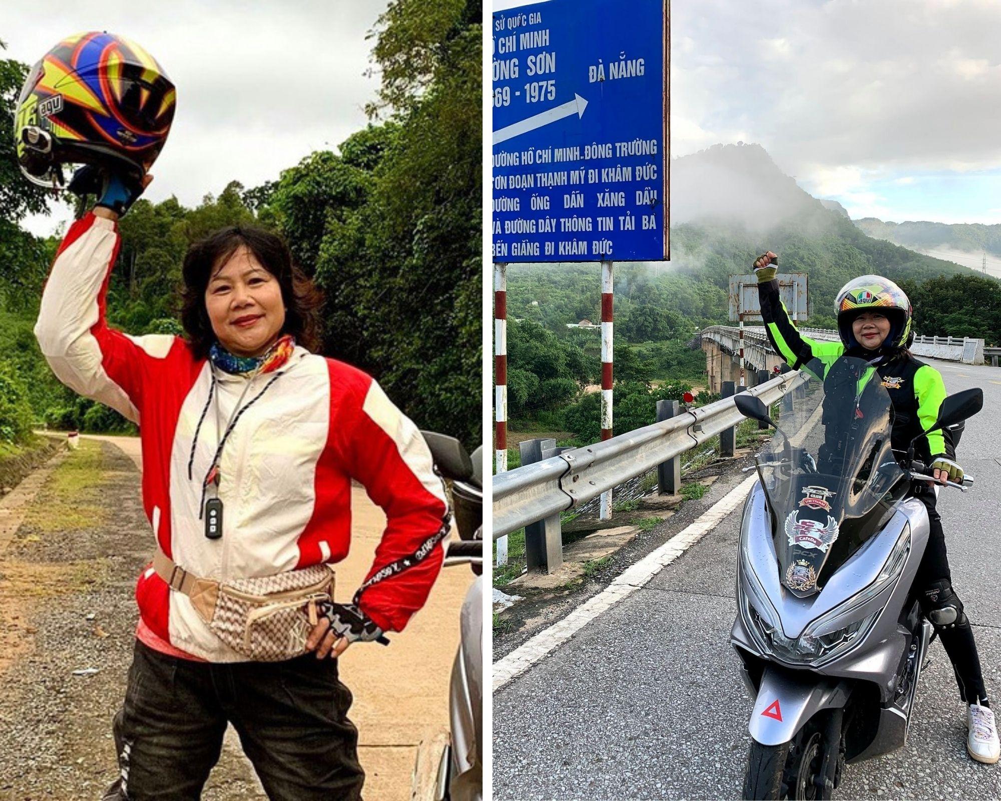 3 nữ phượt thủ U60 đam mê xê dịch, đi phượt khắp Việt Nam
