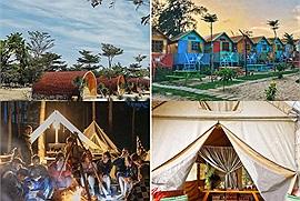 Mê cắm trại mà chưa trải nghiệm 5 địa điểm cắm trại sang xịn mịn nhất Việt Nam này thì quả là thiếu sót
