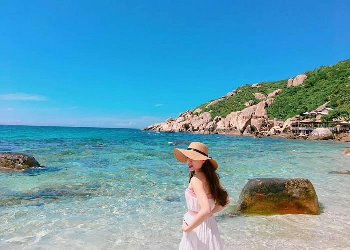 Du lịch biển được ưu ái lựa chọn trong mùa hè