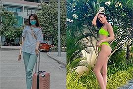Nửa năm sau Hoa hậu Việt Nam: Đỗ Thị Hà thăng hạng nhan sắc, làm từ thiện hết mình, Cẩm Đang body bỏng mắt, du lịch suốt ngày