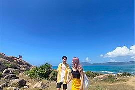 Dịch qua chắc chắn phải hẹn lũ bạn một ngày đẹp trời làm chuyến Quy Nhơn - Phú Yên 4N3Đ bao đẹp bao ngon này