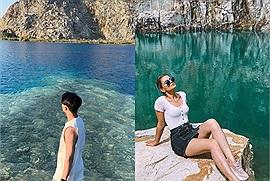 Hết dịch đi đâu: Khám phá 2 hồ nước đẹp nhất Việt Nam này, đảm bảo đứng vào thôi cũng có ngay ảnh đẹp