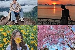 Đâu chỉ có 4 mùa xuân hạ thu đông, Việt Nam còn có 8 mùa đẹp thổn thức này mà tuổi trẻ ai cũng muốn đi bằng hết