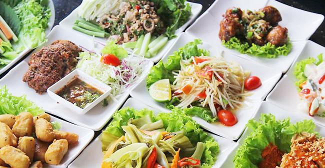 thai pattaya BBQ