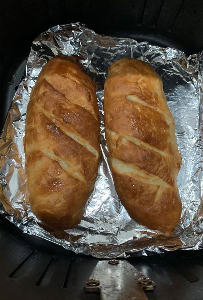 nướng bánh mì