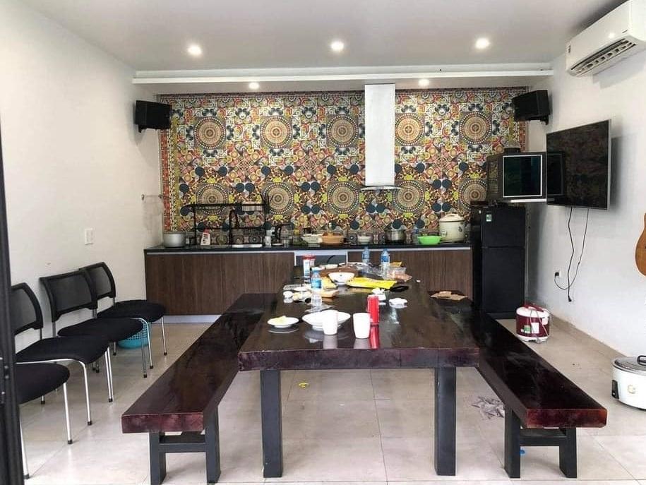 villa Sóc Sơn cho khách thuê phòng xấu và bẩn