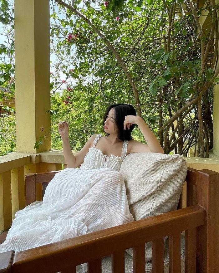 Jun Vũ check in resort sang chảnh Ninh Bình nằm trong đầm Vân Long