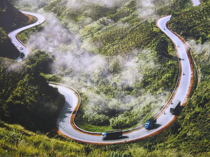 Một trong 5 cung đường đèo lớn và đẹp nhất tại Việt Nam