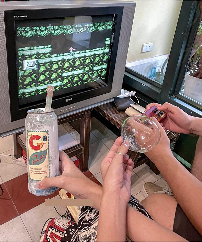 chơi game miễn phí tại góc trà phố cổ