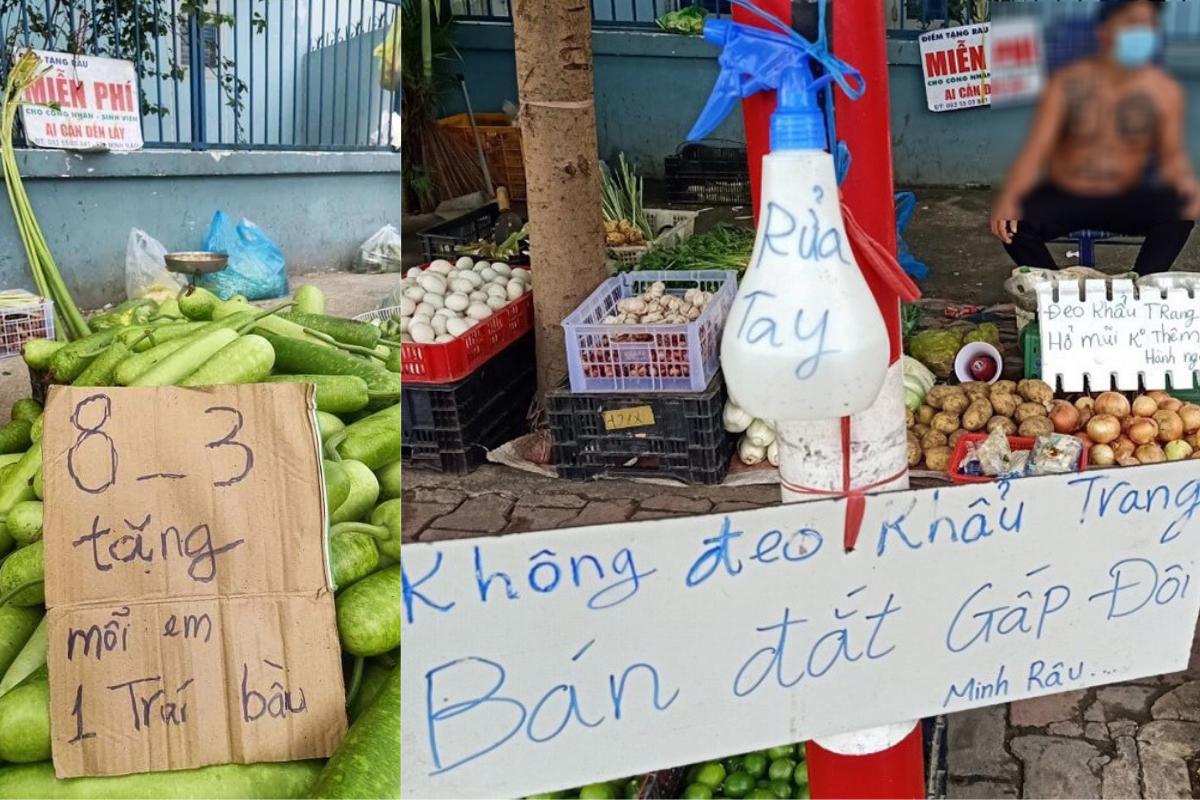 anh bán rau nổi tiếng miễn phí tiền trọ cho người thuê