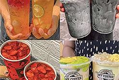 Điểm tên 500 món ăn vặt làm chao đảo mùa hè Hà Nội, top 1 gọi tên trà sữa than tre Circle K